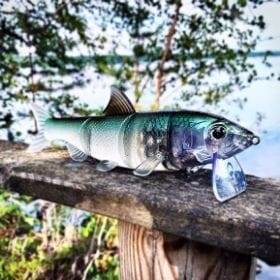 Großhechtköder aus Bayern: Die Renky One von Fishing Ghost