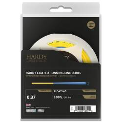 Hardy Coated Running Line 0,37mm, 30,4m